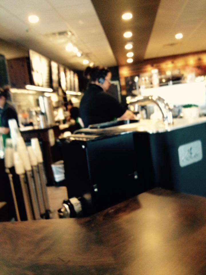 Inviato da Chicago Shiatsu Symposium 2015 Day 1 coffee