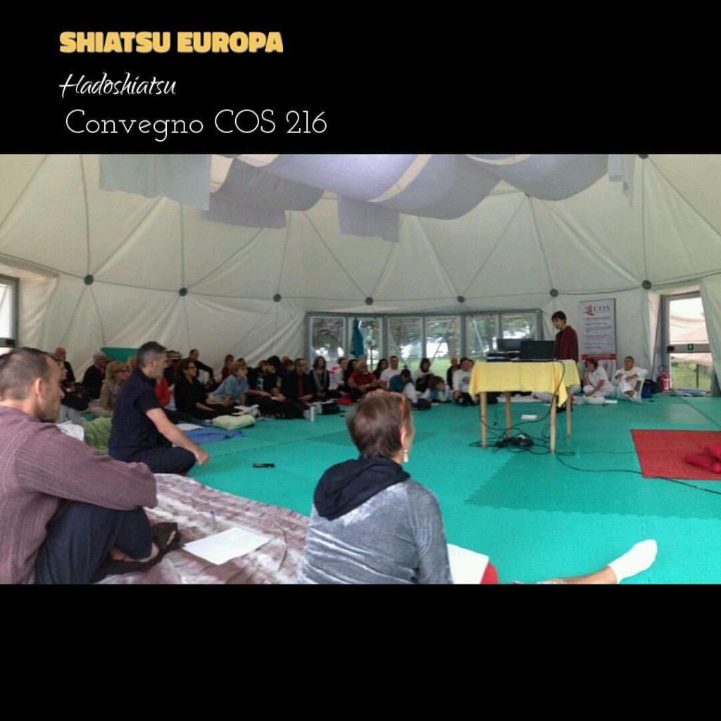 Hadoshiatsu Convegno COS 2016