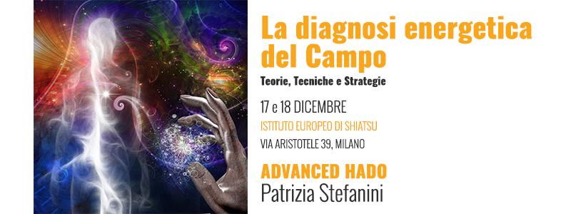 Seminario Hadoshiatsu La diagnosi energetica del Campo: Teorie, Tecniche e Strategie