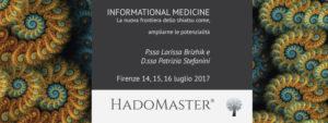 Informational Medicine la nuova frontiera @ Istituto Europeo di Shiatsu Firenze | Firenze | Toscana | Italia