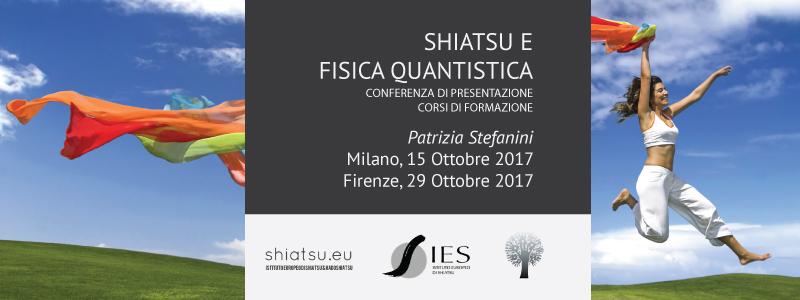 Shiatsu e Fisica Quantistica - Conferenza di presentazione corsi di formazione professionale a Firenze