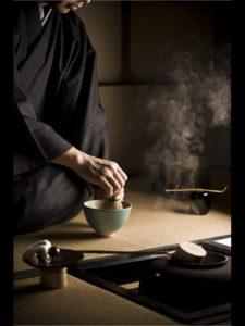 meditare accogliere la via del tè